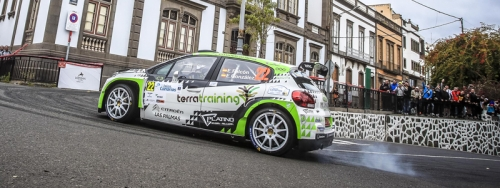 The entries deadline for the Rally Islas Canarias is extended until November 14